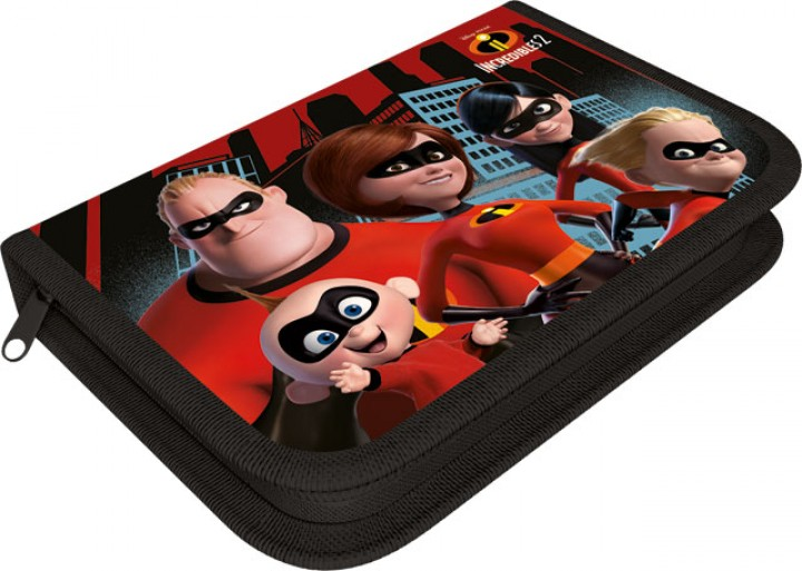 Tolltartó varrott, The Incredibles 2, Family