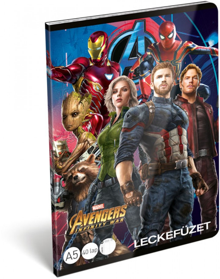Leckefüzet, Avengers, - Infinity War Fight