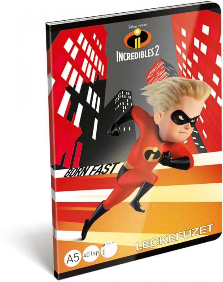 Leckefüzet, The Incredibles 2, Dash