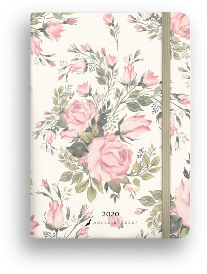 Secret Calendar B6, Dolce Blocco, Shakespeare´s Roses