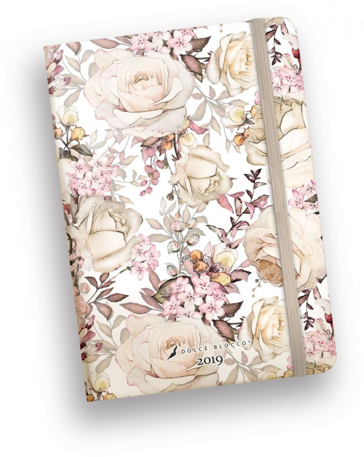 Secret Diary B6, Dolce Blocco, Gentle Roses