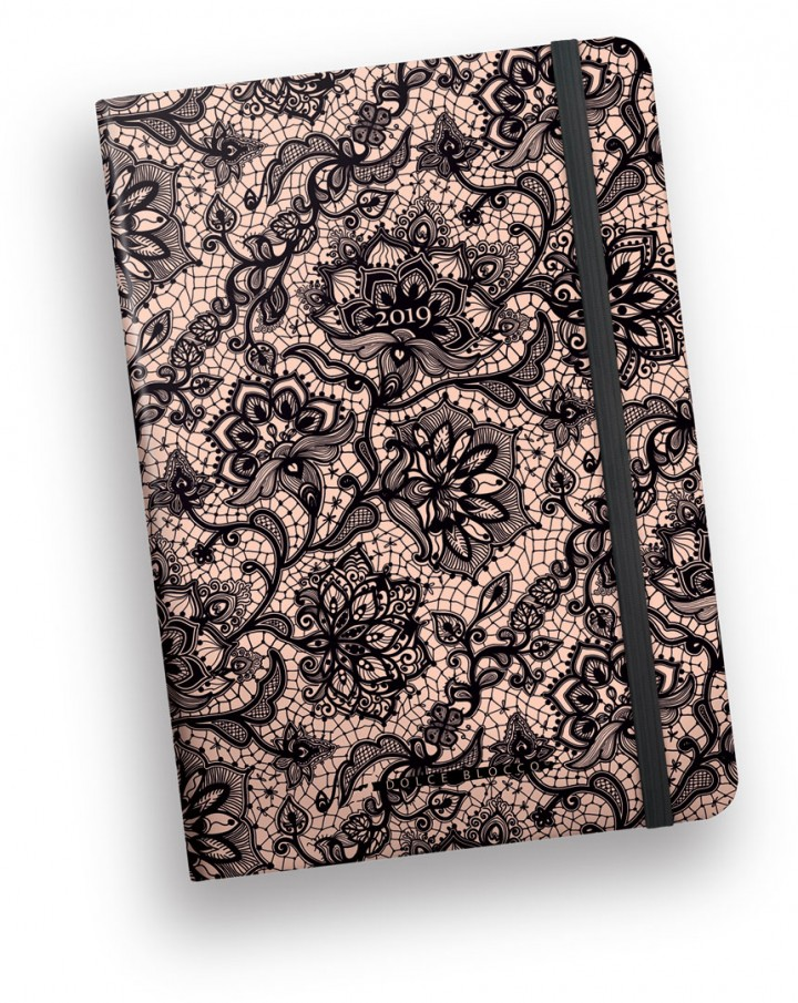 Secret Diary B6, Dolce Blocco, Lace Couture